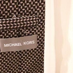 Michael Kors Mens Suit Tie worn for 2 hours